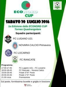Torneo Econord a Rancate