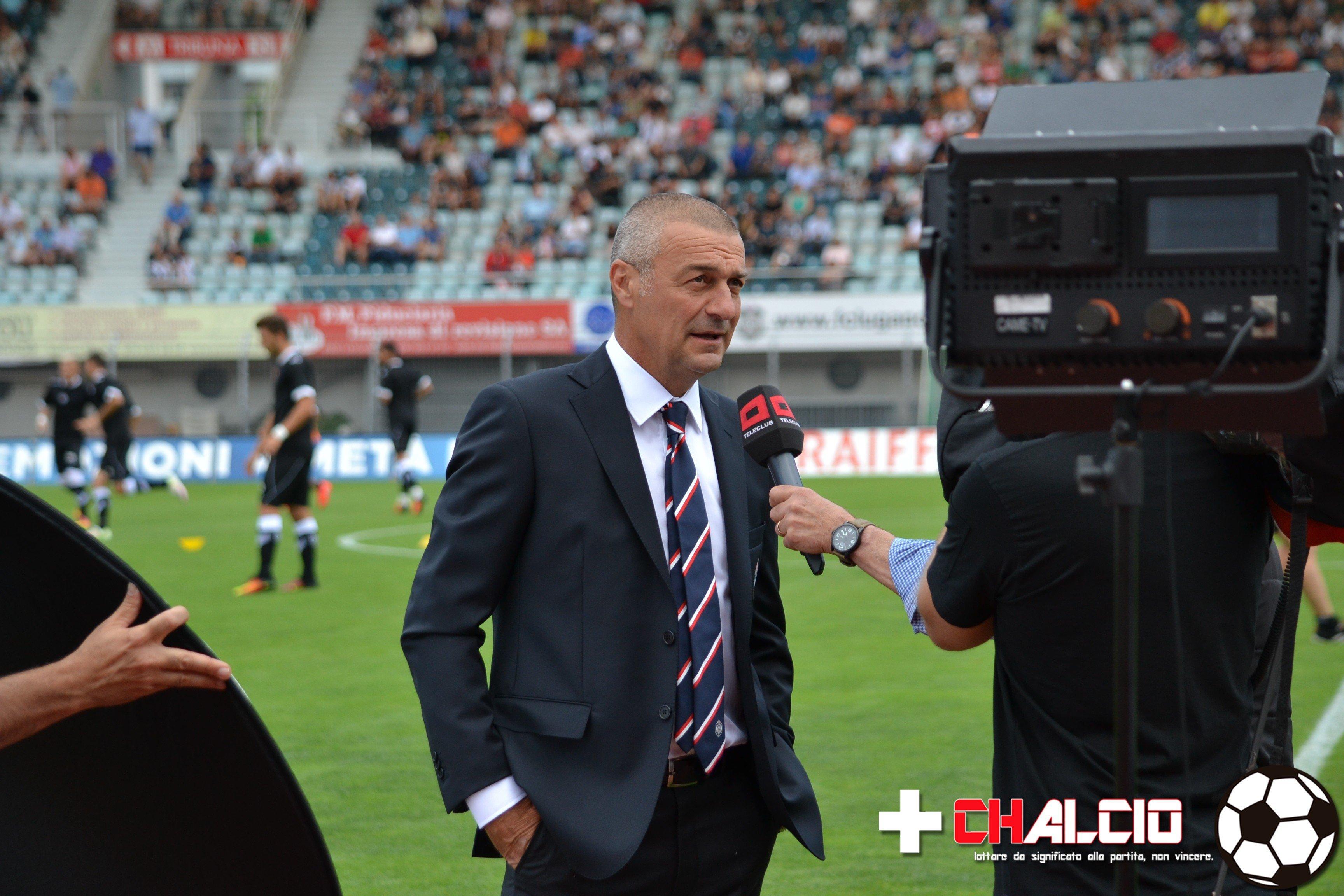 """Lugano, Manzo: """"Il Losanna ha un allenatore preparato, merita attenzione"""""""