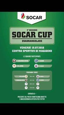 Bellinzona, Chiasso, Gambarogno-Contone e Locarno alla Socar Cup