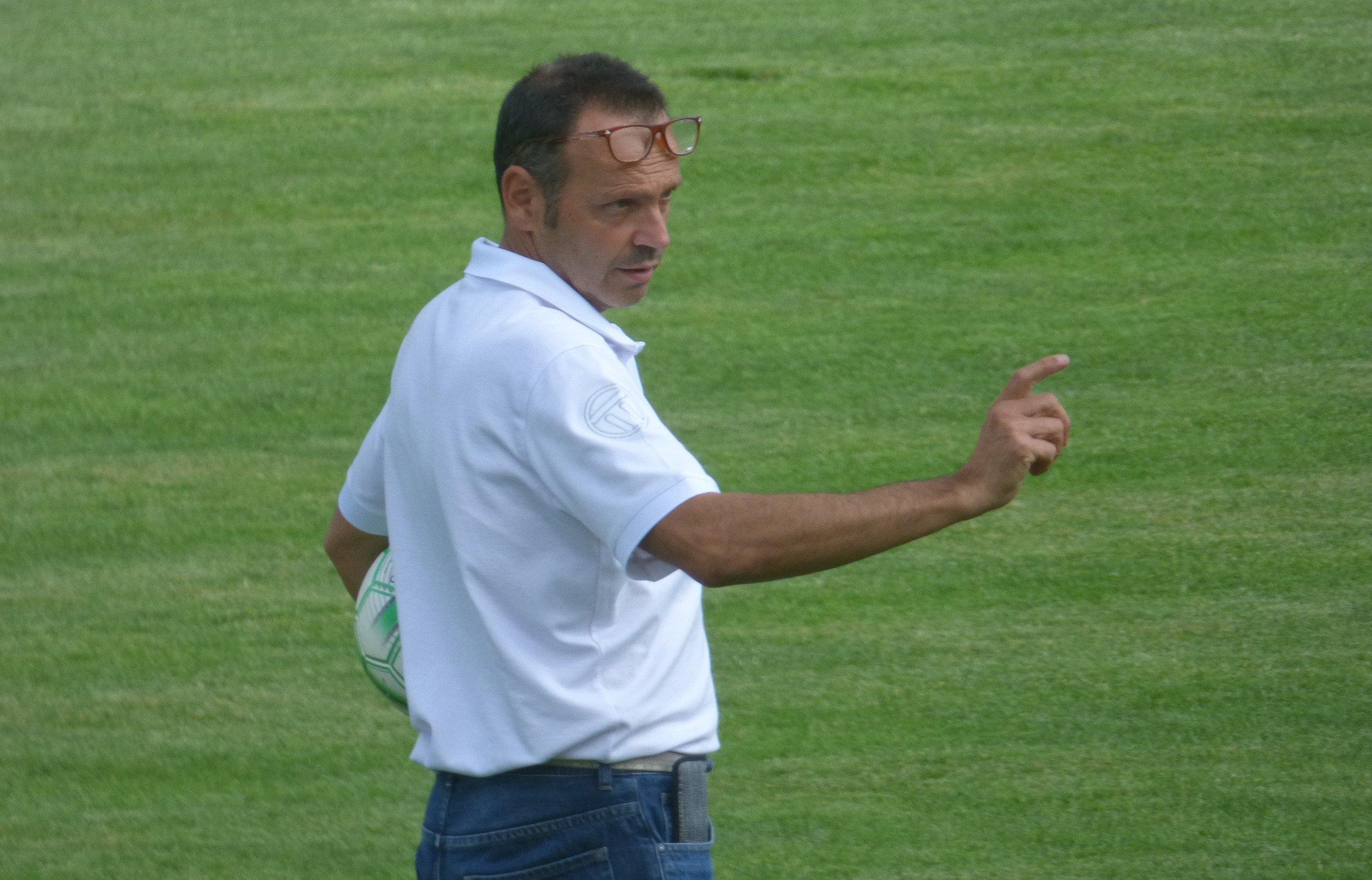 Roberto Gatti non è più l'allenatore del Mendrisio!