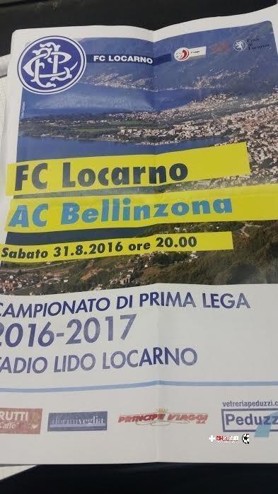 LIVE Locarno-Bellinzona: termina 1-1 il derby