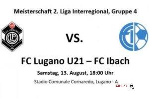 2LI: Lugano U21, esordio sfortunato