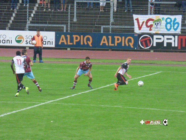 1L: Bellinzona e Mendrisio pareggiano un derby vero