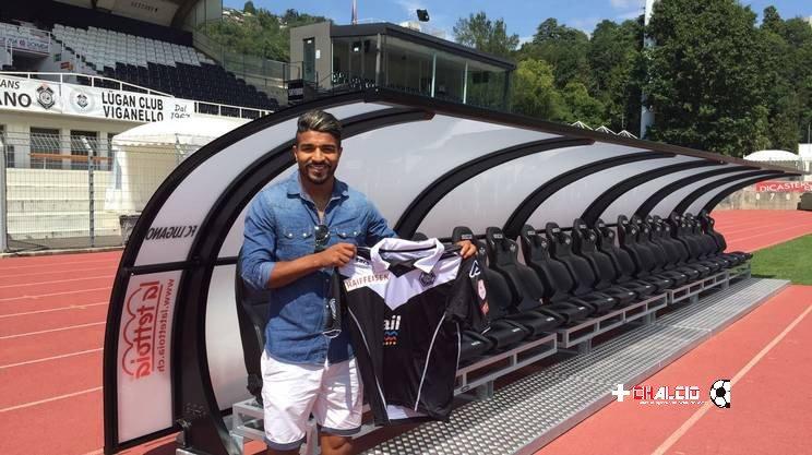"""Lugano, Aguirre: """"È un'opportunità che ho colto al volo, senza pensarci due volte"""""""