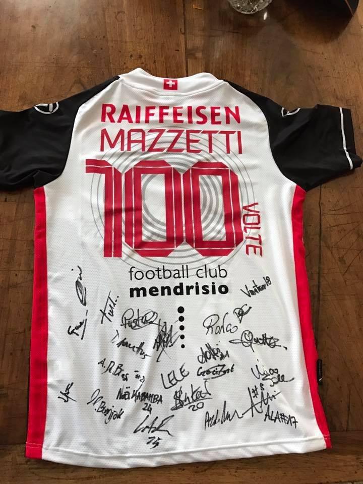 1L: Mazzetti fa 100 col Mendrisio