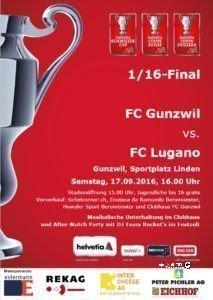 Gunzwil-Lugano, le formazioni ufficiali