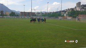 """Lugano, Manzo: """"Vincere la Coppa? Perché no"""""""