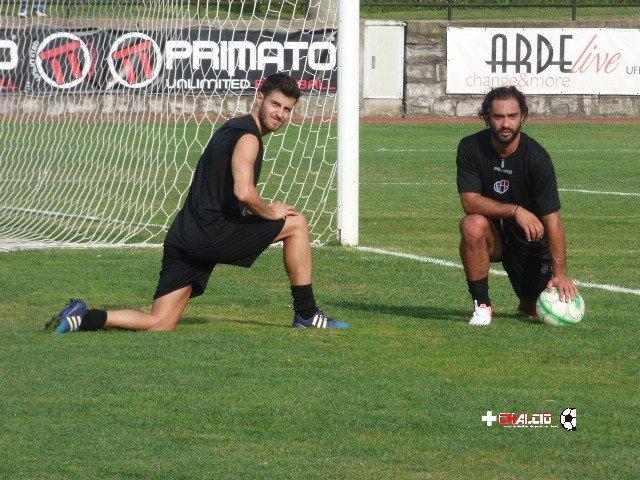 FCM: Garetto e Salerni pronti per Balzers