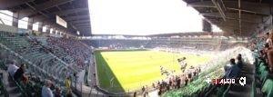 Lugano, sarà il Kybunpark di San Gallo la casa dei bianconeri per i match casalinghi di Europa League