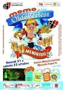 MOMO Oktoberfest : inizia la festa