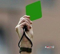 Proteste contro l'arbitro? Ecco una possibile soluzione.