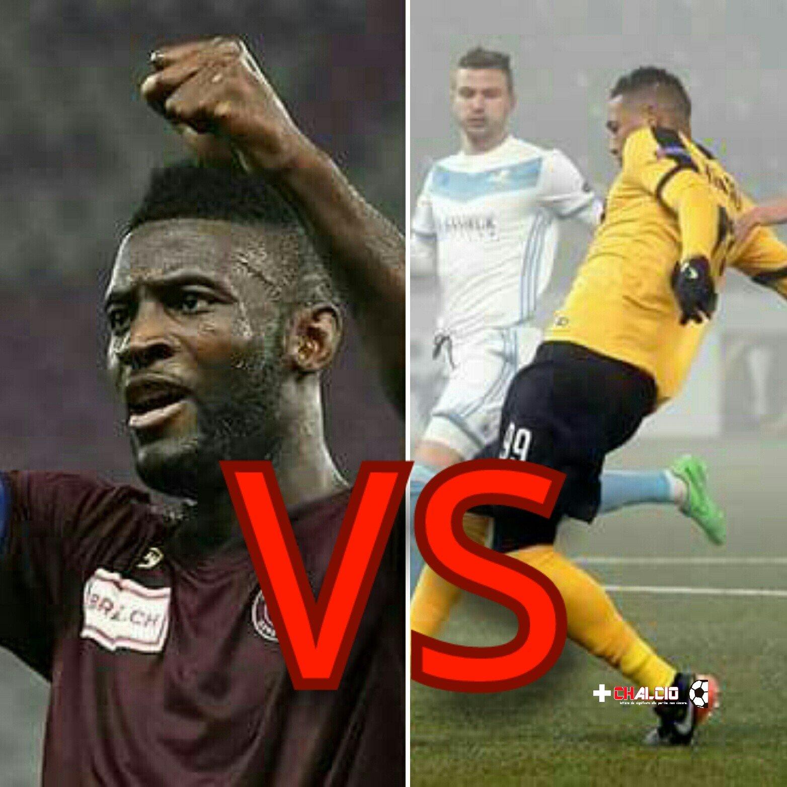 Bomber a confronto: Nsamé VS Hoarau