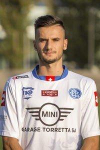 Mate Bilinovac torna in Challenge League…avventura in rossoblù!