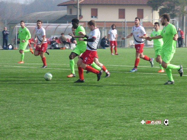 Test: Mendrisio – Castello  3-2