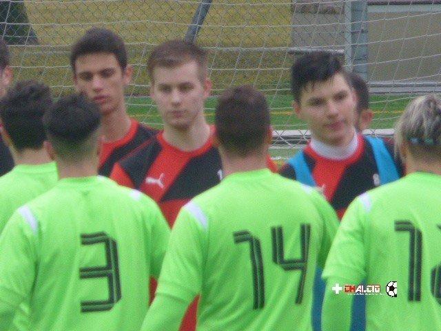 Team Ticino U18 – FC Mendrisio : galleria fotografica