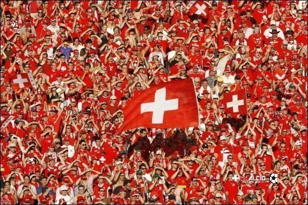 Ranking FIFA : la Svizzera resta 11^