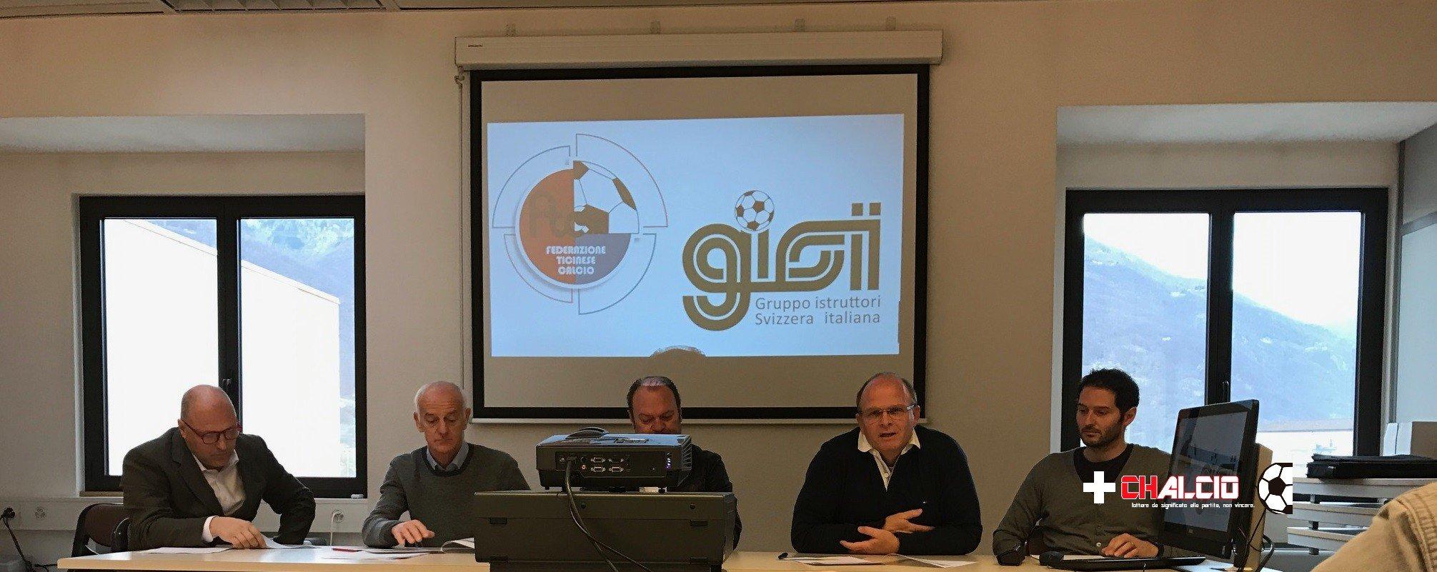Nuovo progetto della Federazione Ticinese Calcio