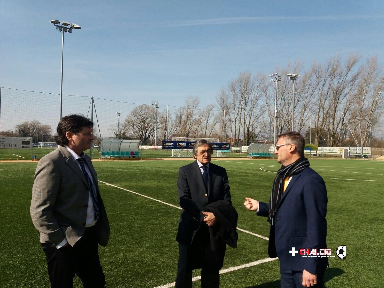 Futura collaborazione tra Locarno e Chievo ?