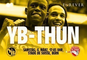 RSL: la preview di Young Boys – Thun
