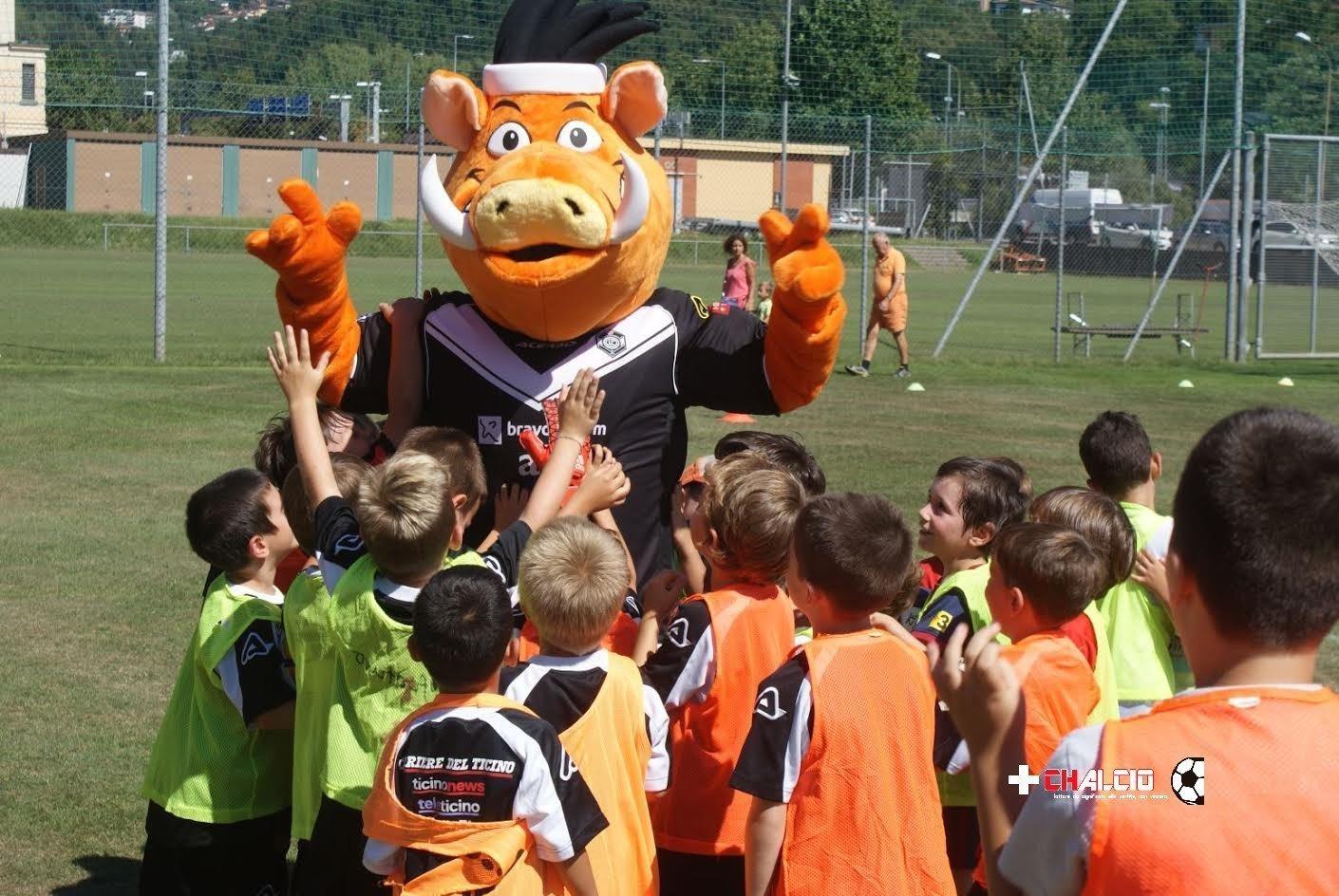 Riparte la Scuola Calcio del FC Lugano