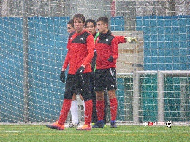 U16: prosegue la sfida tra FCZ e SFC