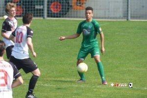 CCJL allievi C: nel recupero di giovedì vittoria per 2-0 del Lugano sul Chiasso, ora davanti sono in due