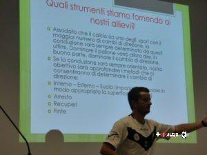 Traguardo Tecnica: il corso di CHalcio.com ha preso il via