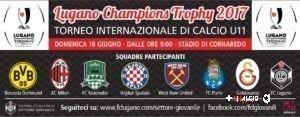 LUGANO CHAMPIONS TROPHY – AC Milan vince a Cornaredo!