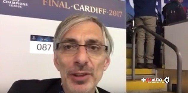 Champions League – primo collegamento dal campo: guarda il Video