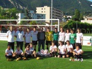 Premio Fair Play Chalcio: C2 Raggruppamento Castello Coldrerio