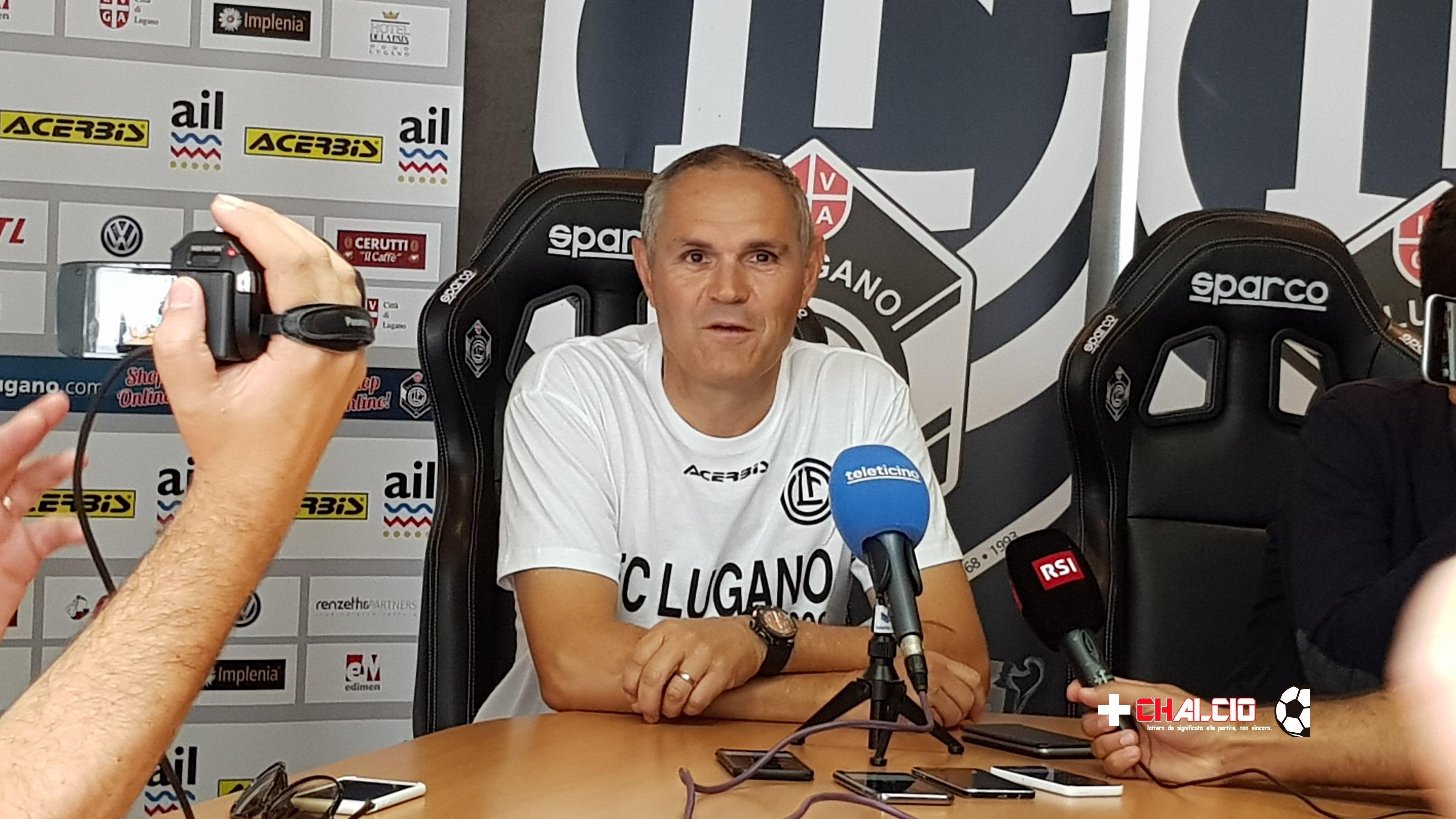 """Lugano, Tami: """"A Lucerna per giocarcela"""""""