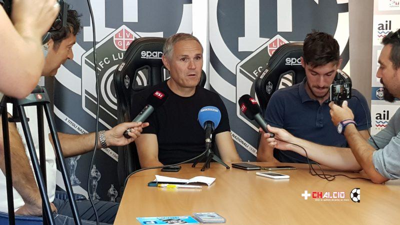 """Lugano, Tami: """"Energia a tutto campo per fare risultato"""""""