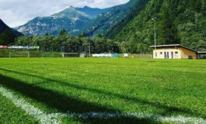 Alla FIFA piace il campo dell' AS Verzaschesi