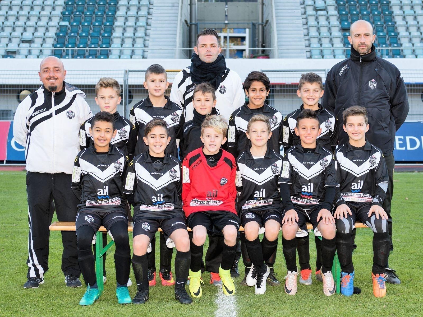 Grandi successi per i 2006 Fc Lugano!