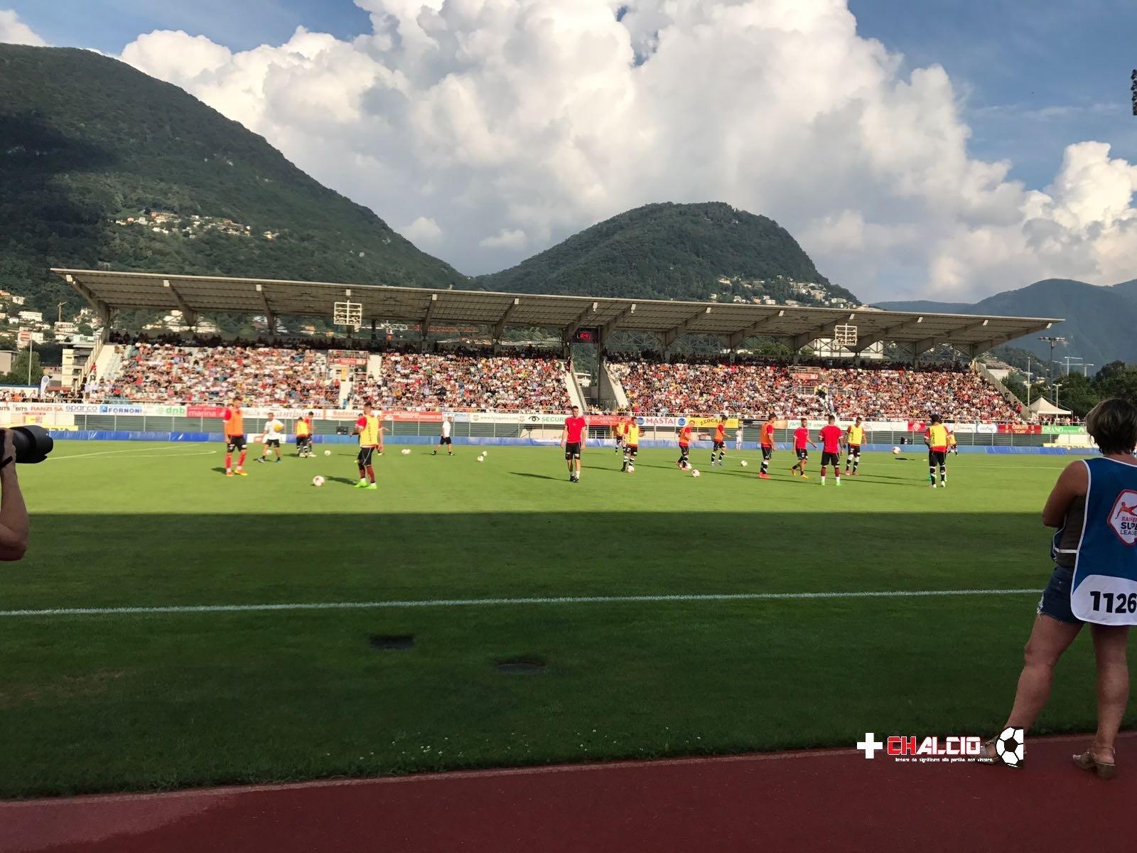 Lugano, cosa ci ha detto il test di lusso contro il Milan