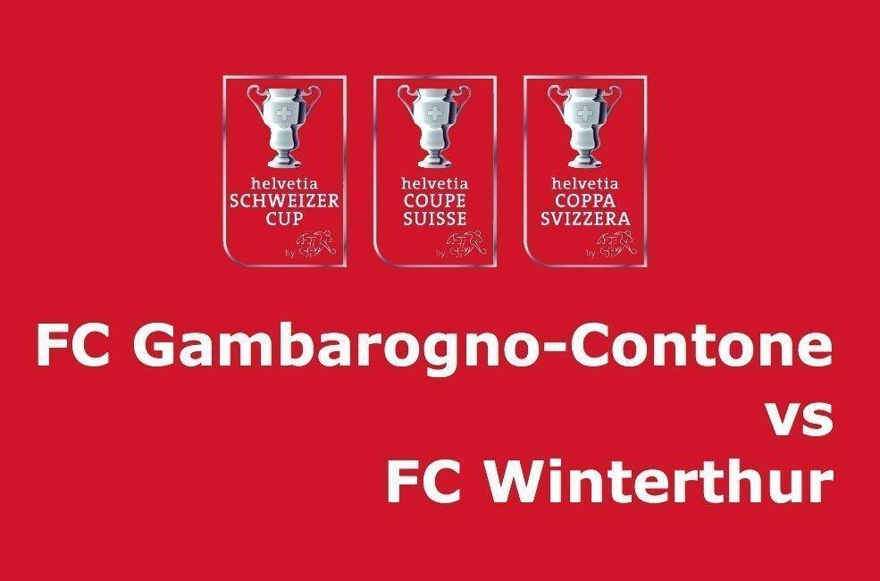 Il Gambarogno-Contone reagisce tardi, 1-6 per il Winterthur