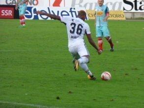 Akanji al Borussia Dortmund