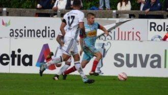 """Chiasso, Belometti: """"Un 3-0 con il Lugano ci sta, le nostre gambe erano un po' pesanti"""""""
