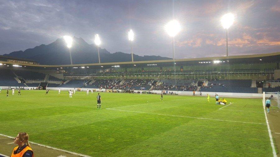 EL: Lugano dalle due facce, l'FCSB ne approfitta