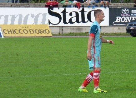 Calciomercato, Jetmir Krasniqi da Chiasso a Lugano