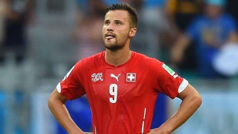 POR, Haris Seferović non conquisterà la Coppa di Lega
