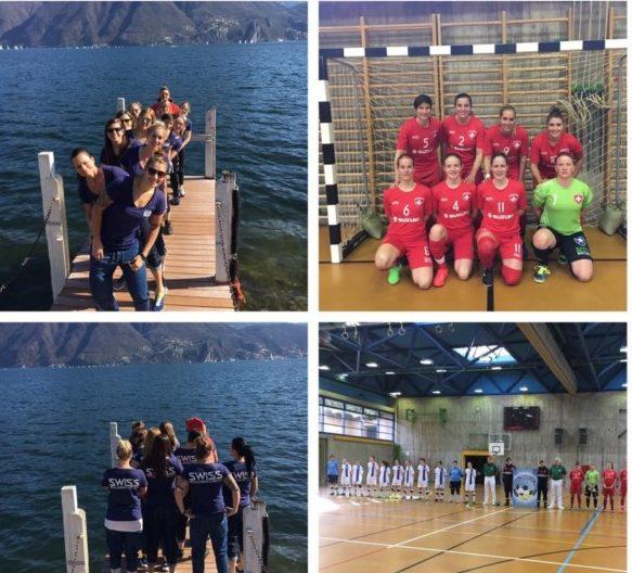 Coppa del Mondo Calcio a 5 AMF: c'è anche la Svizzera del presidente Militano