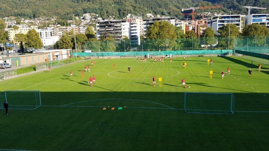 Lugano, verso il Basilea senza paura