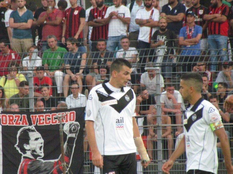 Lugano-Hapoel Beer Sheva, le pagelle: Golemic un muro, Sabbatini è tornato