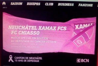 """BCL: Xamax """"Rose et Noir"""" contro il Chiasso"""