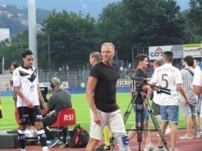 Lugano, sospensione e ammenda per il team manager Marco Padalino