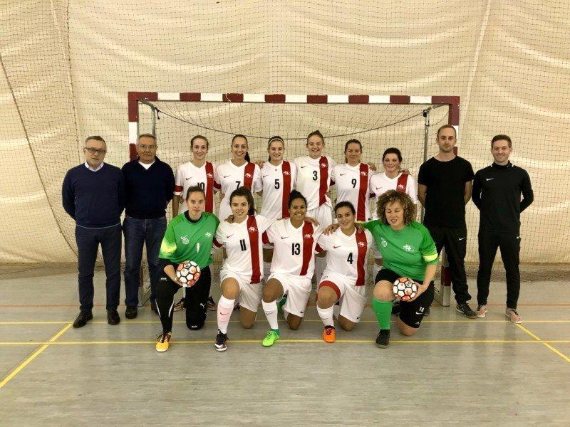 Anche la Nazionale Svizzera Femminile è pronta per la Coppa del Mondo Feminile AMF