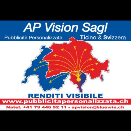 AP Vision SAGL pubblicità