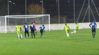 SC Balerna – AS Castello, il rigore parato da Martinazzo – VIDEO