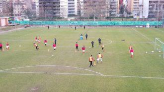 Lugano, già in campo a 16 ore dalla Coppa